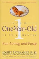 BUY 2 GET 1 FREE Louise Bates Ames, Frances L. Ilg,Your One-Year-Old: The Fun-Lo