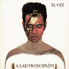 "EL VEZ A Lad from Spain? 10"" LP New Zeros Elvis Presley T. Rex Bowie Mark Bolan"