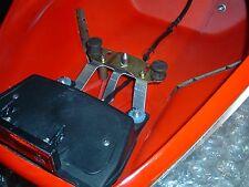 ►1X  Ducati rear light bracket, it fits the 748,916,996 monoposto Bracket Seat