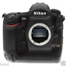 "Nikon D4S Body 16.2mp 3.2"" DSLR Digital Camera Brand New Jeptall"