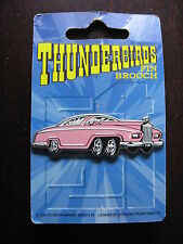 THUNDERBIRDS PIN BROCHE  FAB 1  1992 GERRY ANDERSON