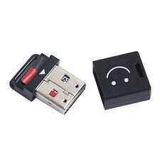 USB 2.0 to Micro SD T-Flash TF M2 Memory Card Reader Mini Size for Cell phone