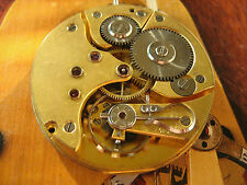 Seeland,IWC?,chronometer pocket watch movement,17 jewels,best quality of Seeland