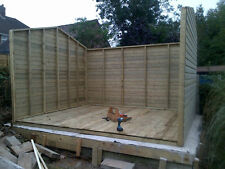 14x8 Apex Ultimate Shed/Workshop19mm Tanalised