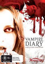 Vampire Diary (DVD, 2010)