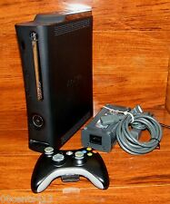 Microsoft Xbox 360 Elite 120 GB Matte Black Console (NTSC) **Bundle**