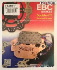 Honda XL650 V Trans Alp (2000 to 2007) EBC Sintered REAR Brake Pads (FA140HH)