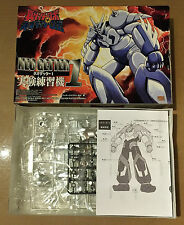 AOSHIMA 07 - NEO GETTER 1 SILVER PLATED VERSION - SCALE PLASTIC KIT