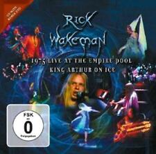 Live At The Empire Pool-King Arthur On Ice - Rick Wakem (2014, CD NEU)2 DISC SET