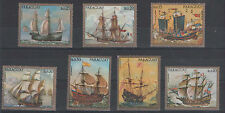 Paraguay stamps MNH  paintings ship art 0473