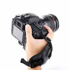 Hand Strap PU Leather DSLR Camera  Hand Wrist Strap Grip For Nikon Canon