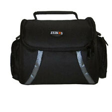 Deluxe Soft Medium Camera Bag For Canon G16 G15 GX1 GX7 G12 G10 G9 SX510 SX500