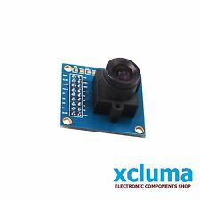 OV7670 CAMERA LENS IMAGE SENSOR SCM ACQUISITION MODULE FOR ARDUINO ROBOT BE0340
