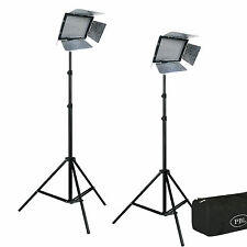 Photography Video Studio LED YN300II Lighting Kit With Batteries Set of 2