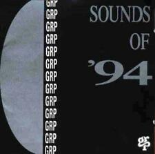 Compilation GRP Sounds Of '94 Cd NM/NM Germany 1994