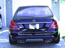 MERCEDES BENZ S63 AMG FACELIFT REAR BUMPER FOR 2007-2012 W221 S CLASS WITH PDC