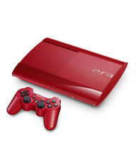 Limited Edition 12GB Red PS3 Console + Red Controller AUS *NEW!* + Warranty!!