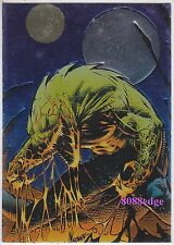 "1995 INTREPID ""PITT""ASHCAN CHARACTER CARD: CRYTIS #C8 EMBOSSED FOIL INSERT CHASE"