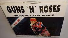 GUNS N' ROSES WELCOME TO THE JUNGLE RARE FM BROADCASTS 1989-92 NEW SEALED 4CD
