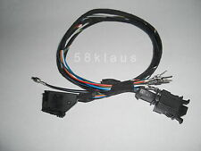 Cruise Control Cable Harness VW Golf 4 Mk4 Bora Jetta wiring loom GRA Tempomat