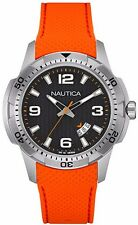 Nautica NAI12519G Stainless Steel Men's Watch
