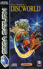 ## Discworld 1 - SEGA SATURN Spiel - TOP ##