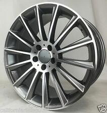 """20"""" STAGGERED WHEELS RIMS FOR MERCEDES S CLASS W222 S550 2014 - PRESENT"""