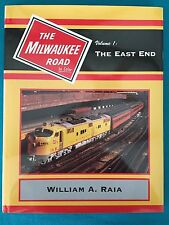 039 Milwaukee Road in Color Volume I The East End Morning Sun Book NEW