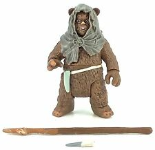 Star Wars: 30th Anniversary 2007 ROMBA (EWOK WARRIOR) (TAC#43) - Loose