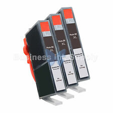 3 PHOTO 564 564XL New Ink Cartridge for HP PhotoSmart 7510 7520 7525 C6350 B8550