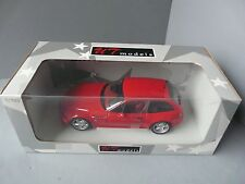 1/18 UT MODELS-BMW Z3 Z-3 M COUPE-RED-NEW/MIB