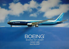 Hogan Wings 1:400 Boeing House Color 767-400ER LI8287 + Herpa Wings Katalog