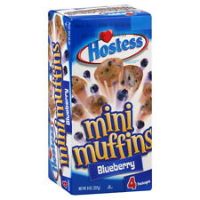 1 Box Of Hostess Mini Muffins Blueberry 20 Pack from Candy Junction