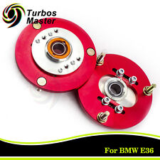 Camber Plates fit E36 Drift BMW top mounts for coilover Front x2 Domlager Sales