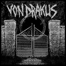 VON DRAKUS the black gate LP NEW hammerhead, integrity
