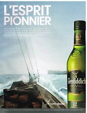 Publicité Advertising 2012 Scotch Whisky Glenfiddich