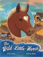 The Wild Little Horse-ExLibrary