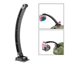 Long-lasting Motor Cross Arm Mount Helmet Extension For Gopro Hero 4 Accessories