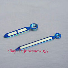 Fit 6497 6498 movement blue edge with luminous 2 hands watch hands H03