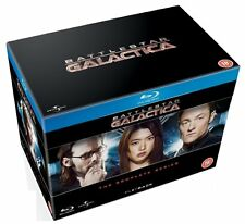 Battlestar Galactica - The Complete Series (Blu-ray) BRAND NEW!!