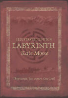 Labyrinth. Illustrated Edition by Kate Mosse (Hardback, 2006)