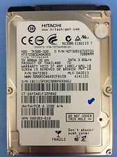 "Hitachi 320GB 7200RPM 16MB Cache SATA 3.0 Gb/s 2.5"" Internal Notebook Hard Drive"