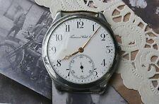 Tavannes Watch Co montre suisse WWI 1ère guerre mondiale très rare !