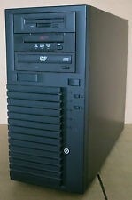 RM Workstation 16X968 Xeon 2.80ghz, 2x 512MB RAM, 2x 73GB HDD, SDX-500V Server
