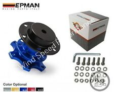 EPMAN UNIVERSAL STEERING WHEEL QUICK RELEASE AVAILABLE IN 5 COLOURS