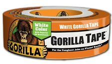Gorilla Glue 6025001 30yds Gorilla Tape Roll, White