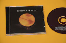 CD (NO LP ) COLDPLAY PARACHUTES 1°ST O RIG 2000 TOP EX AUDIOFILI LIBRETTO