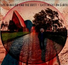 Lee Ranaldo and the Dust- Last Night on Earth [Digipak] CD Sonic Youth