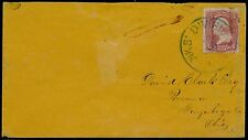 #65 ON COVER WITH BANK'S DIVISION CDS BQ6657