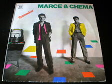 LP MARCE & CHEMA ganador SPAIN 1979 r'n'r ROCKABILLY VINYL VINILO FOTOS FIRMADO